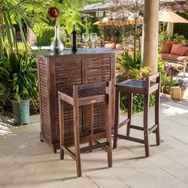 outdoor pool bar furniture