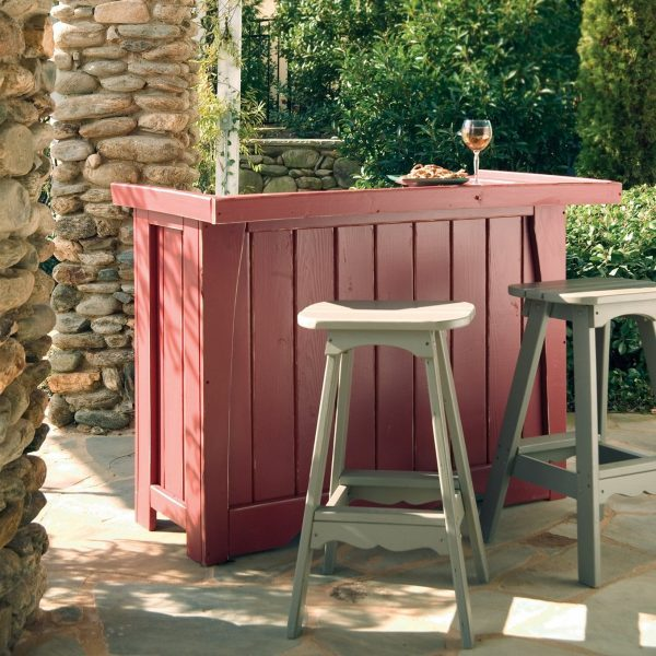 cheap ideas for decorating your garden 18 outdoor garden bar designs little piece of me. Black Bedroom Furniture Sets. Home Design Ideas