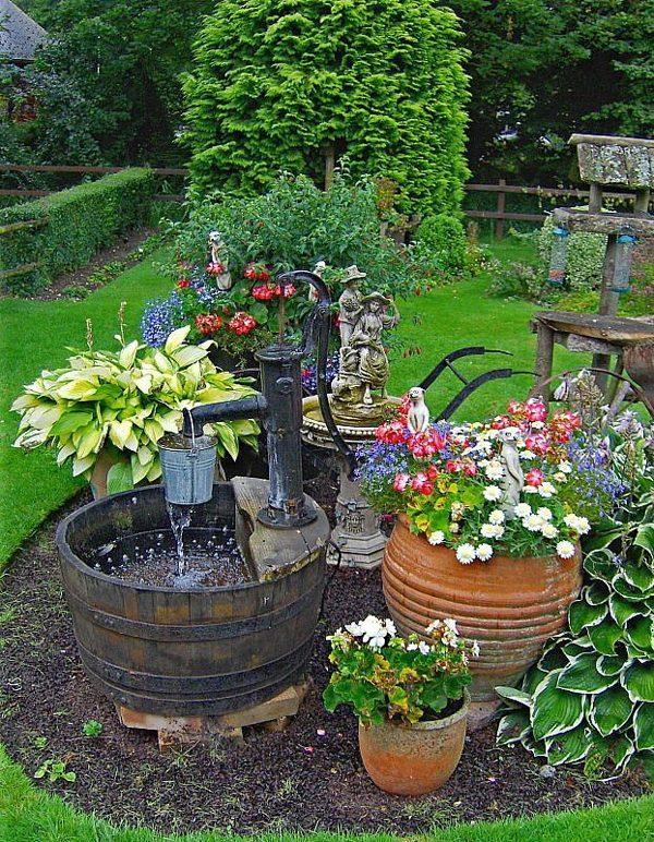 wine barrel outdoor furniture 1