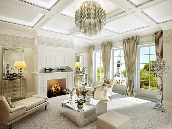 awesome-classic-style-living-room