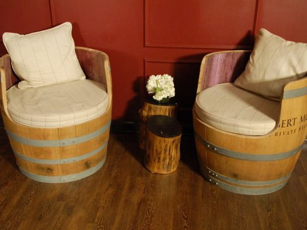 what to do with wine barrels