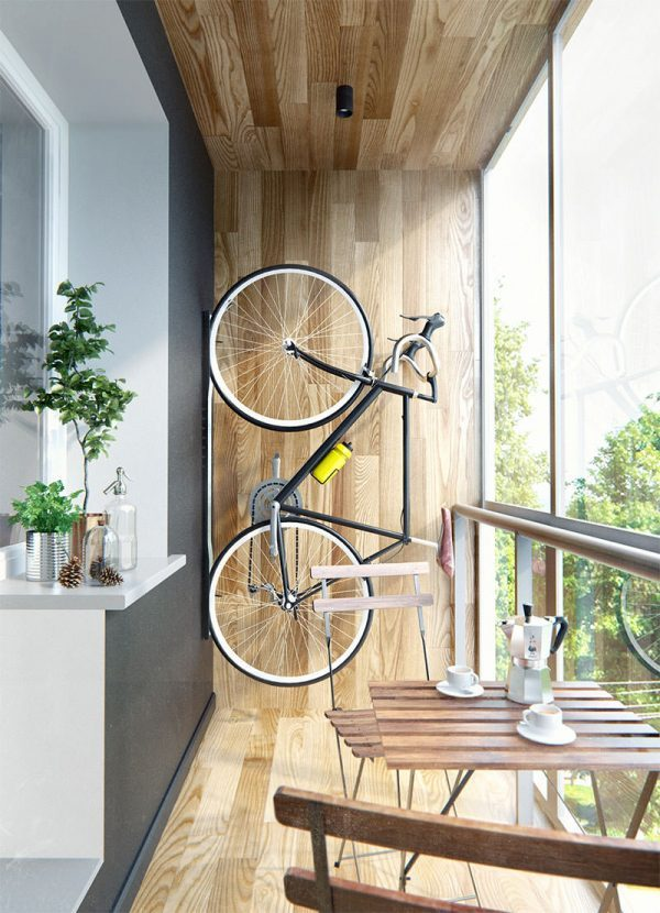 storage solutions for bikes