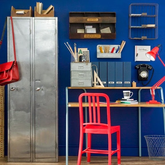 industrial style room
