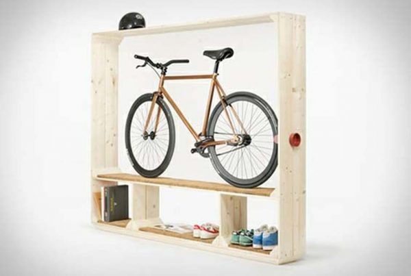 cool bike storage ideas