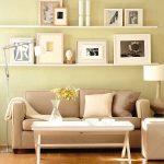Wall shelves for cozy home decor
