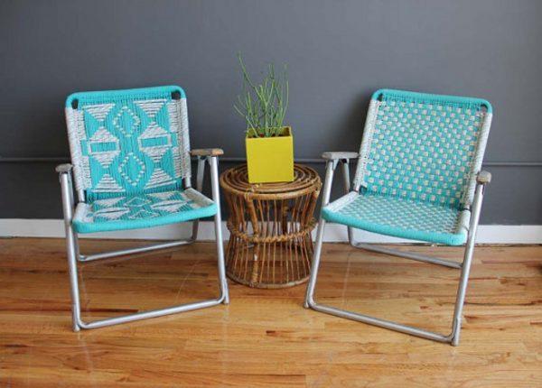 diy folding chair