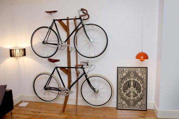 bike rack storage solutions