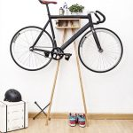 Bike storage options for small apartments