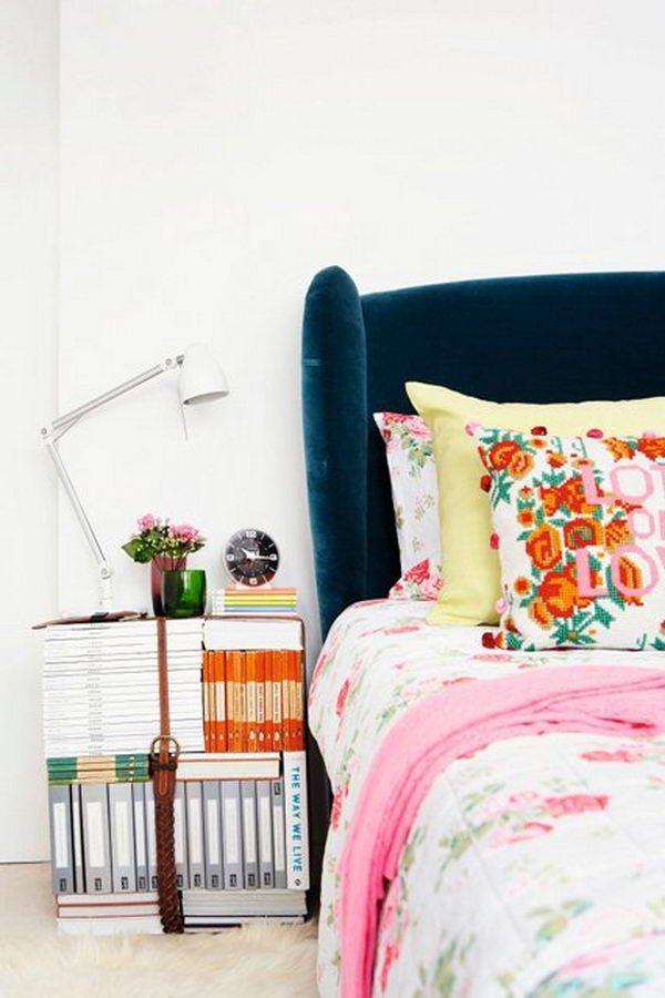 bedroom night table ideas