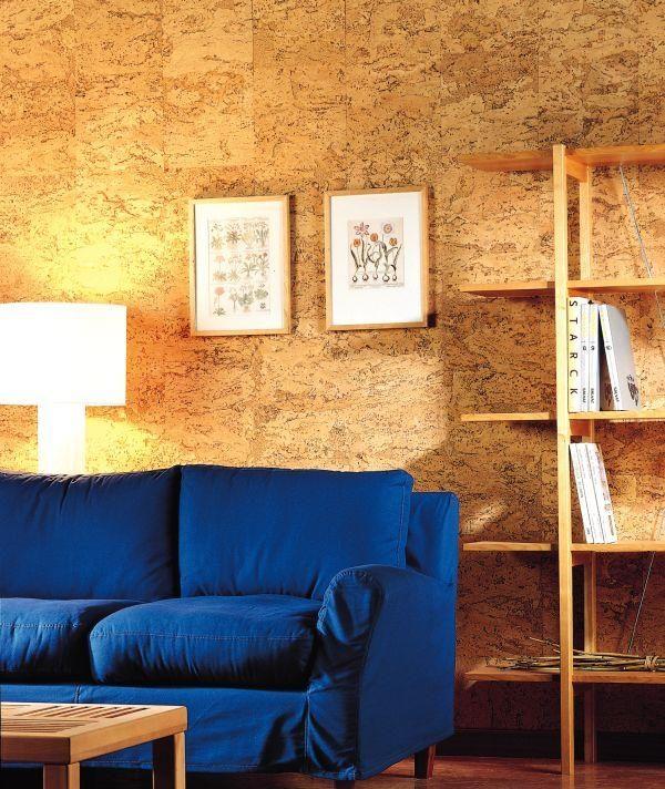 cork board wall
