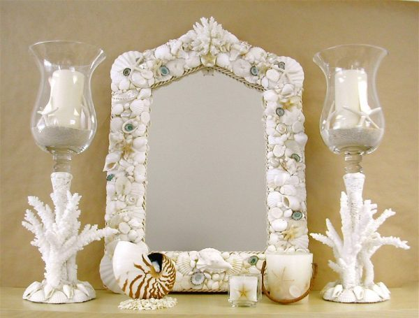 Shells decoration ideas 1