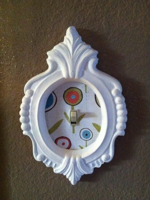 picture frame light switch 1