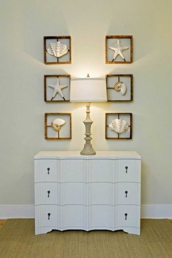 Shells decoration ideas
