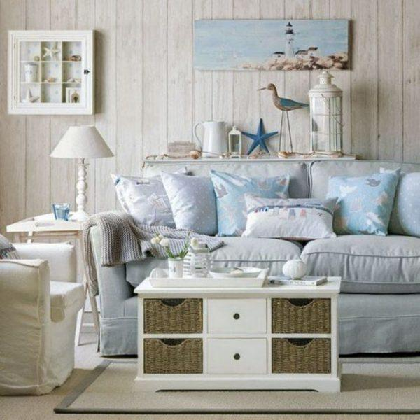 beach living room ideas