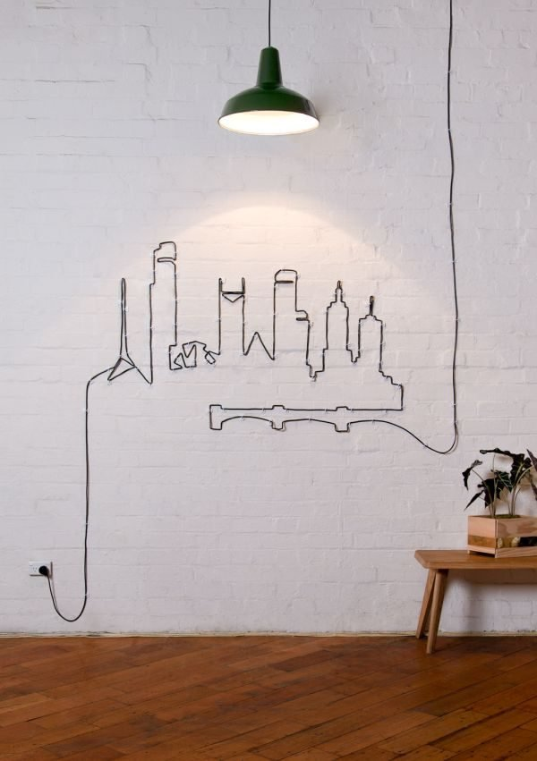 art cable hanging system