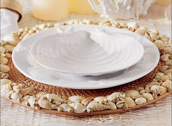 crafts using sea shells