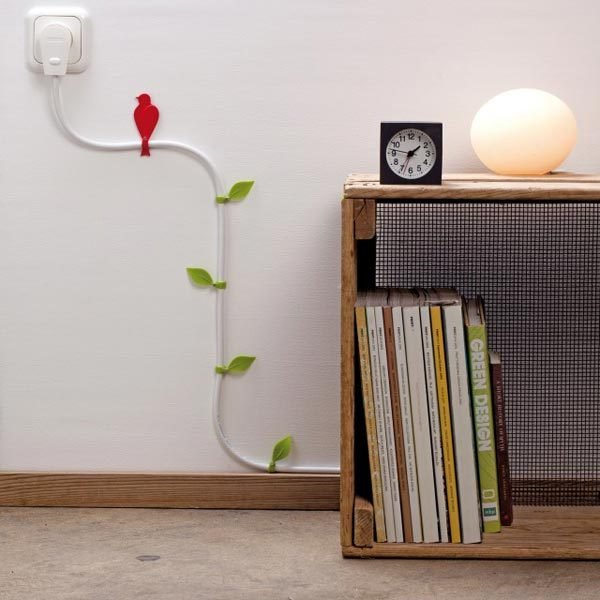 ideas to hide cables