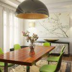 Stylish dining rooms