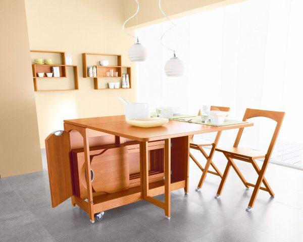 Dining Room Table Style With Leaf Storage