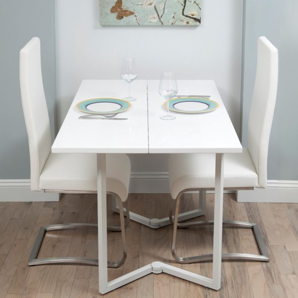modern folding dining table
