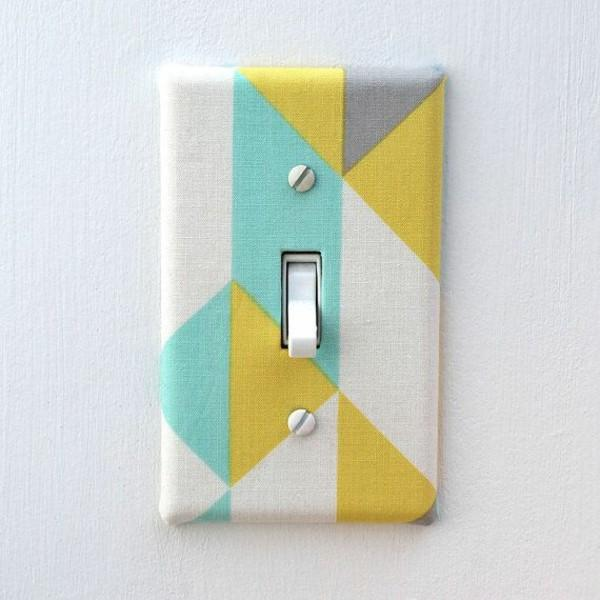 Craft Room Light Switch Cover