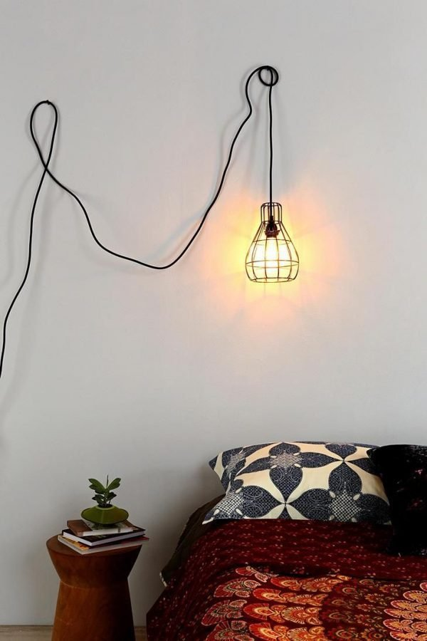 creative ways to hide cables