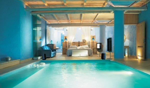 Unusual bedrooms