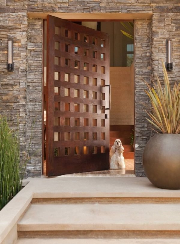 10 designs for front doors that will impress you little