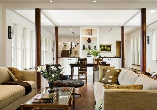 columns-in-living-room-ideas