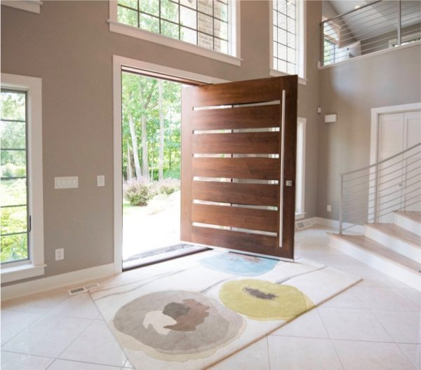 10 Designs for front doors that will impress you - Little Piece Of Me