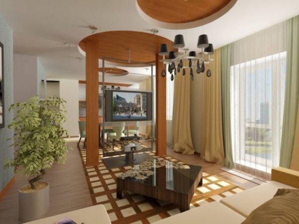living-room-columns-design