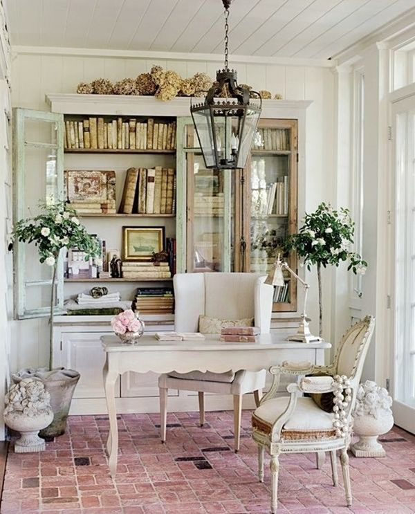 shabby chic office furniture