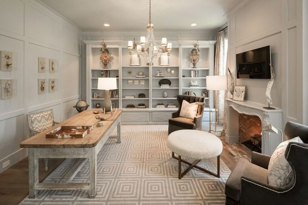 chic home office furniture