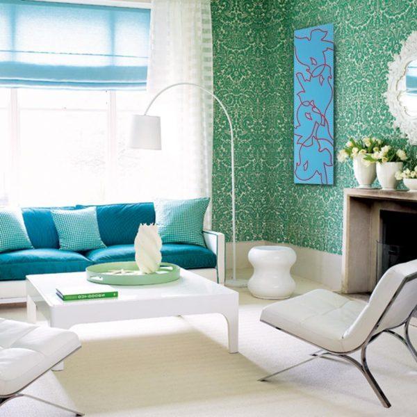 living room ideas turquoise