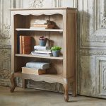 Shabby chic book cabinets ideas