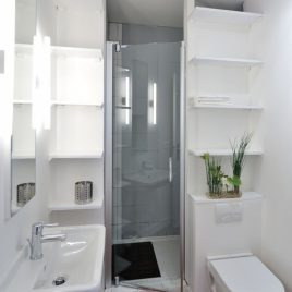 10 ingenious space saving bathroom designs