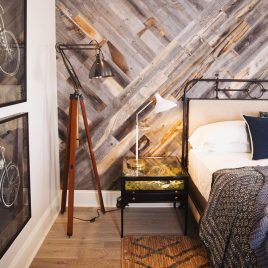 10 Fantastic wood on wall designs