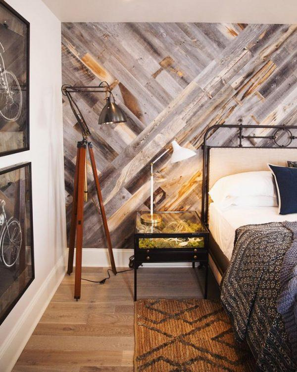 Wood Accent Wall Patterns: 10 Fantastic Wood On Wall Designs