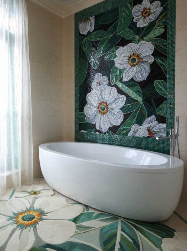 mosaic-tile-for-bathroom
