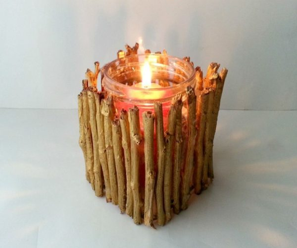 branch candle holder 3