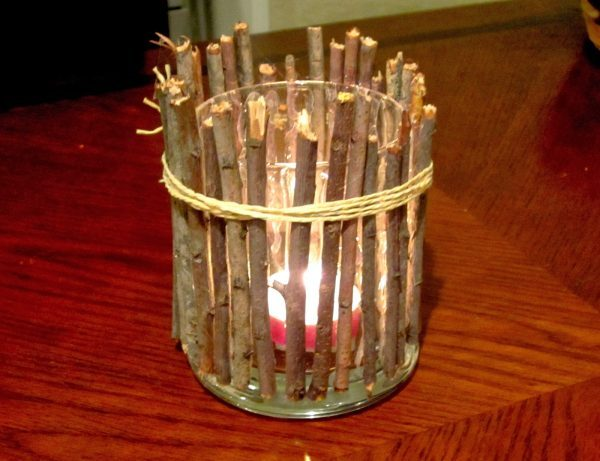 branch candle holder 2