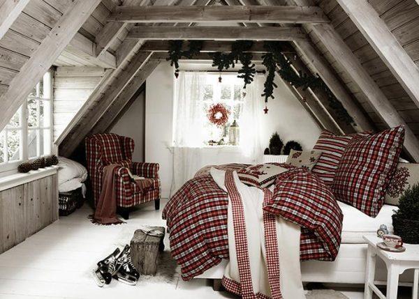 christmas-bedroom-ideas