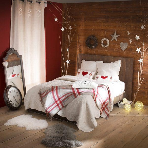 holiday-bedroom-decorating-ideas