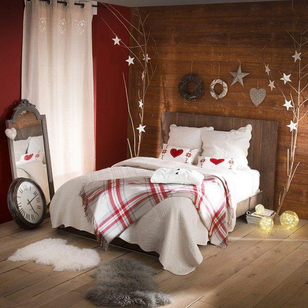 holiday-bedroom-decorating-ideas