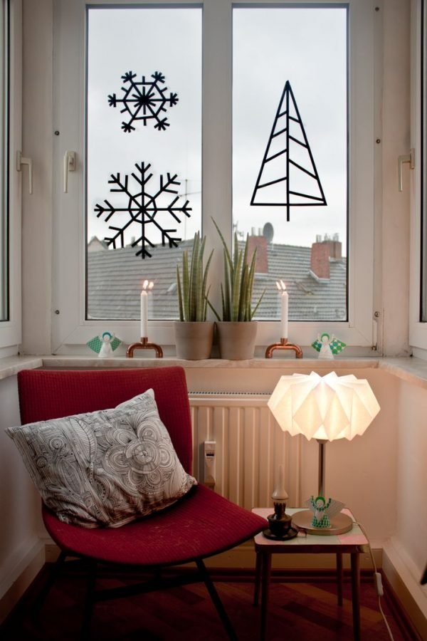 holiday-window-display-ideas