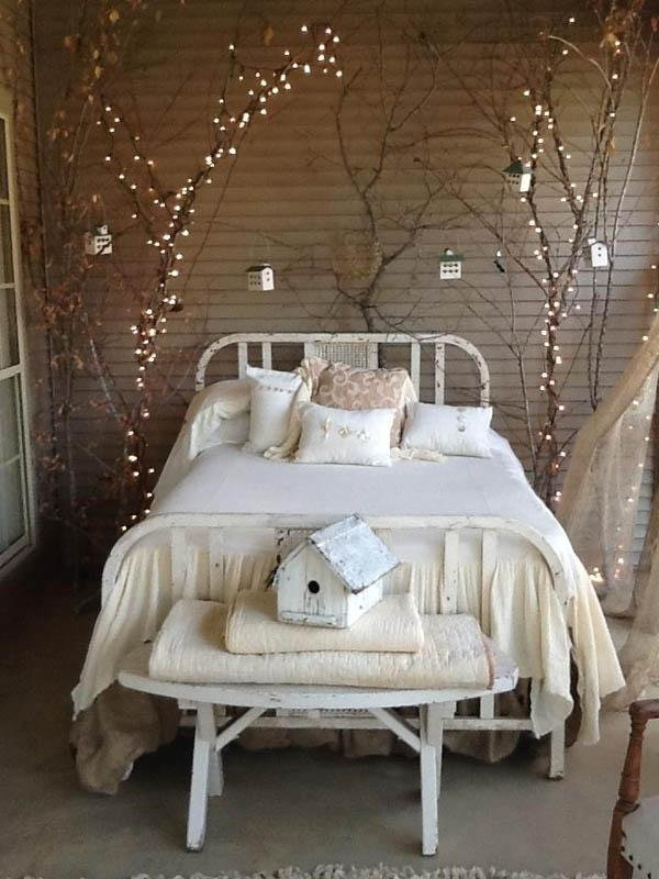 How To Decorate A Bedroom For Christmas Little Piece Of Me - Decorate bedroom with christmas lights
