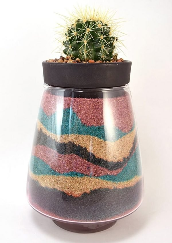Diy Sand Art Craft Ideas