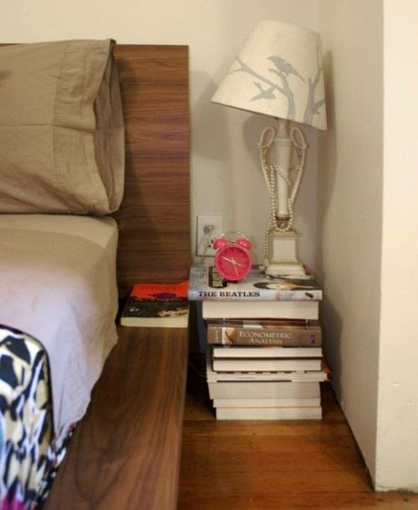 decorating with books ideas