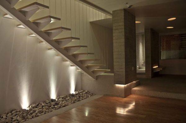 Modern Stair Lighting