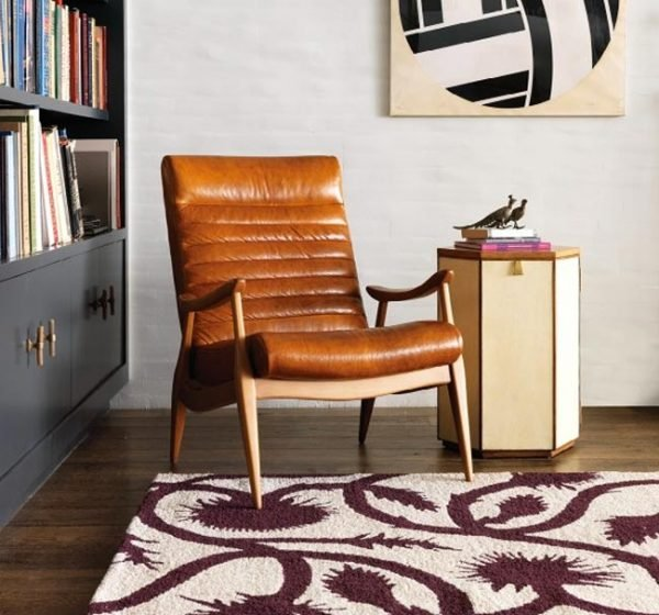 retro modern chairs